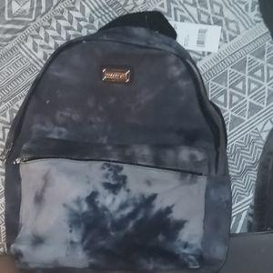 Tyedye backpack